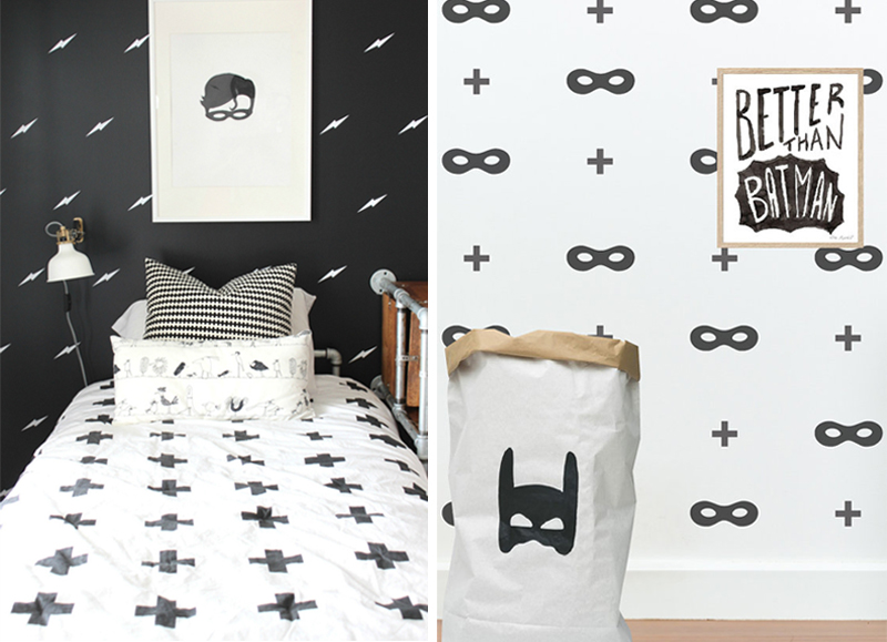 batman wall decor