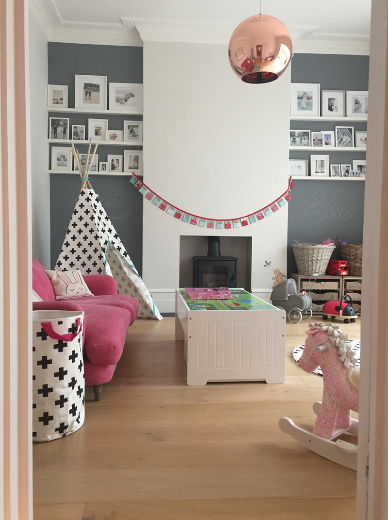 neutral gender playroom