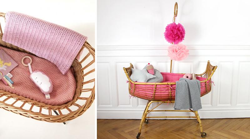 vintage nursery bassinets