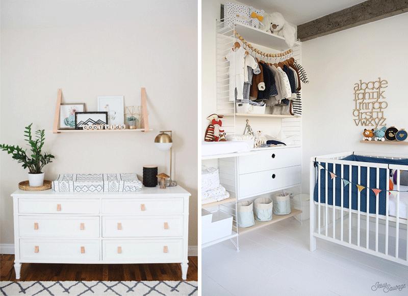storage ideas nursery