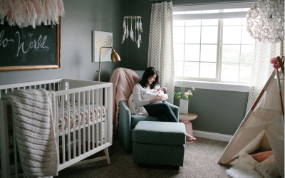 ROOMTOUR : A NURSERY FIT FOR A LADY NAMED EMMAJAMES