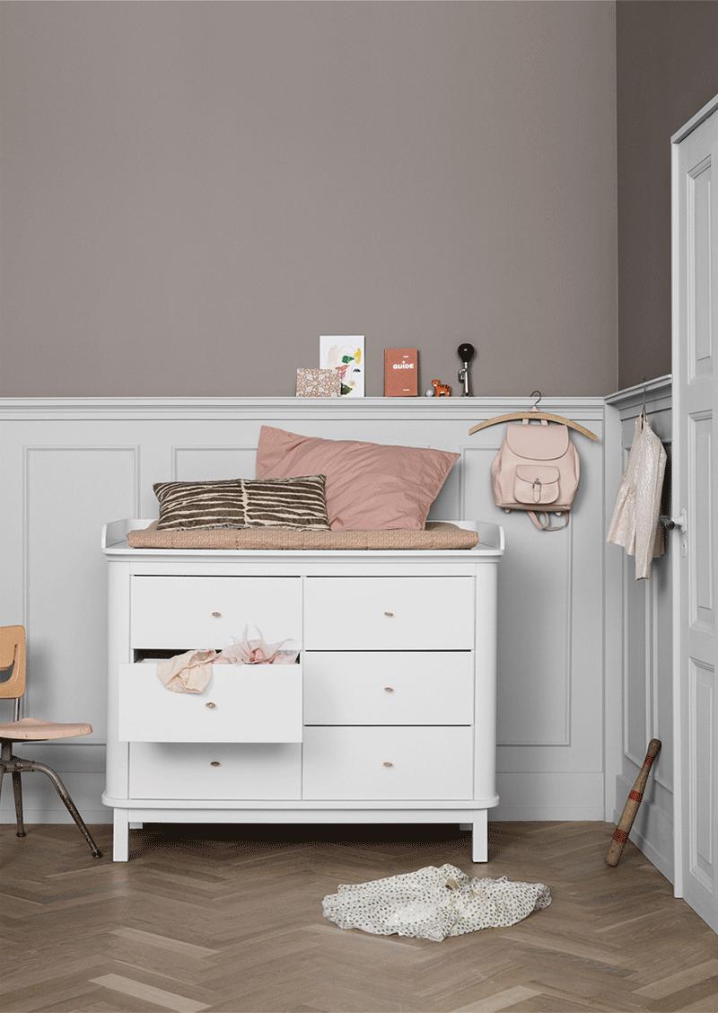 changing table oliver furniture