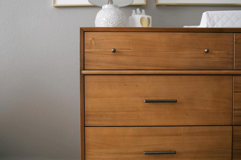 knobs nursery dresser