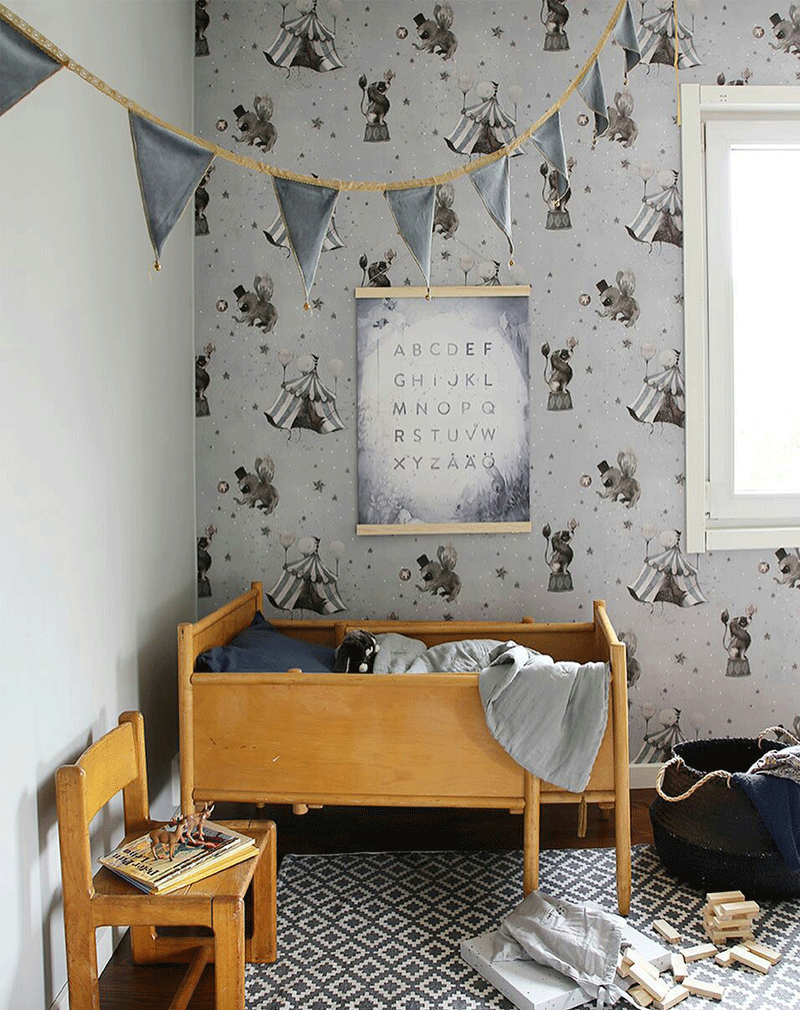 kids room boheme chic
