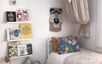 AVA'S ECLECTIC AND VINTAGE GIRL'S ROOM