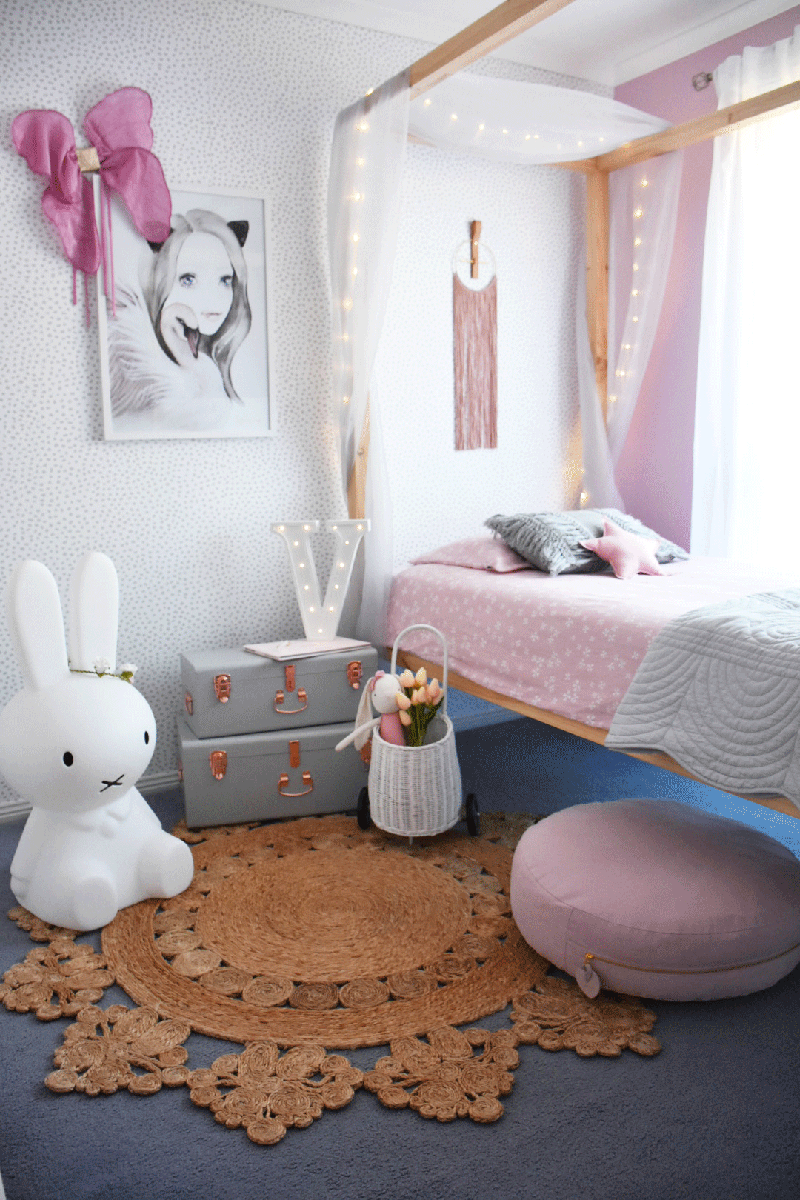 Toddler Rooms Girly