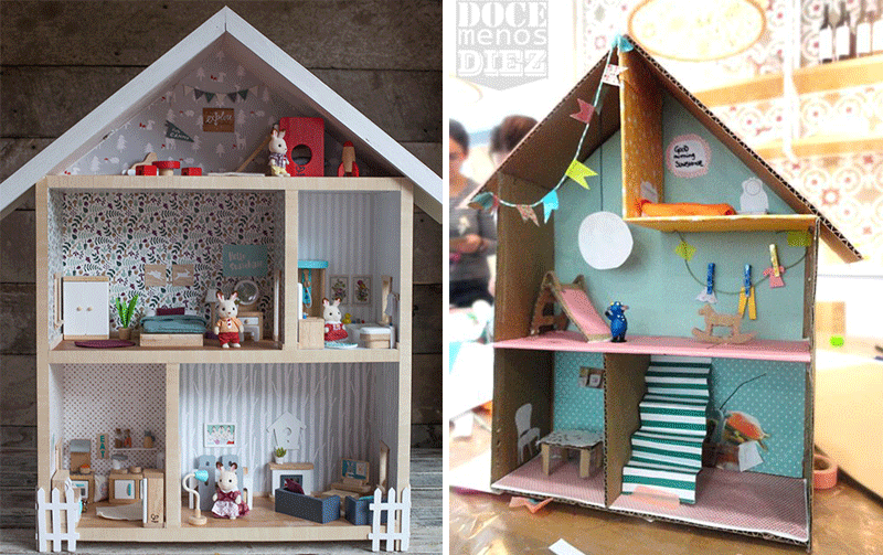 diy dollhouses