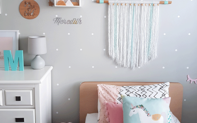 MEREDITH'S PASTEL ROOM WITH HAPPY VIBES