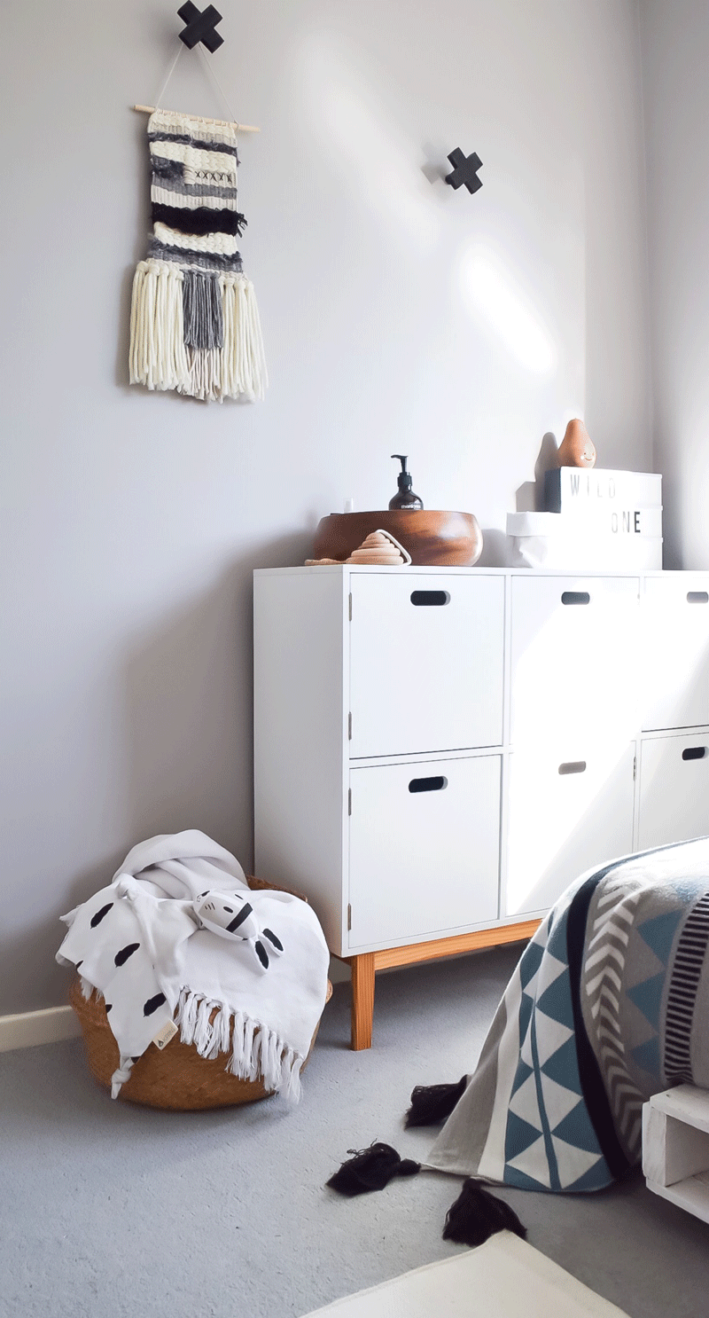 white chest of drawers kidsroom