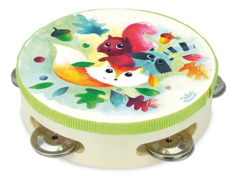 tambourine for kids