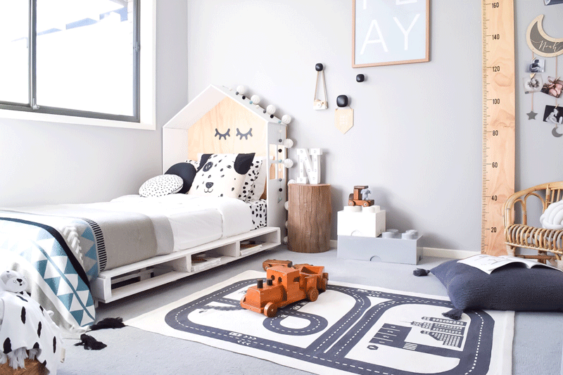 NOAH'S MODERN AND TASTEFUL ROOM