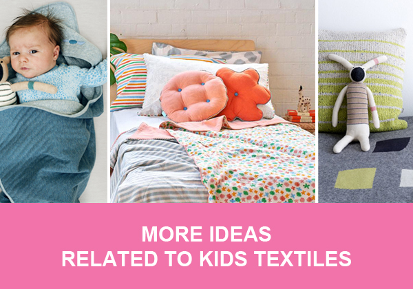 textiles for kids interiors