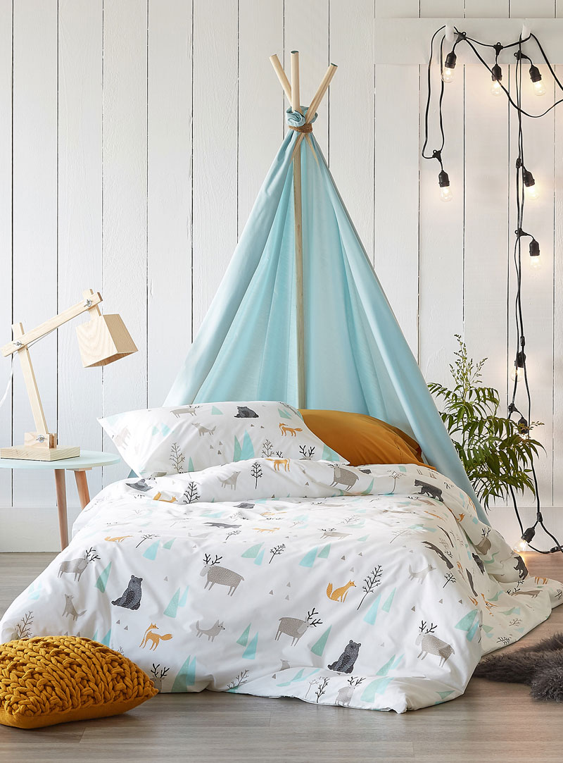 Forest Themed Kids Rooms By Kids Interiors
