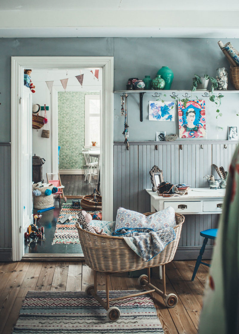 green kids interiors