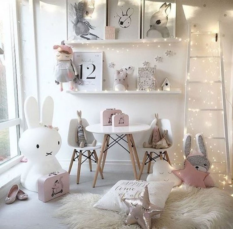 cosy playroom