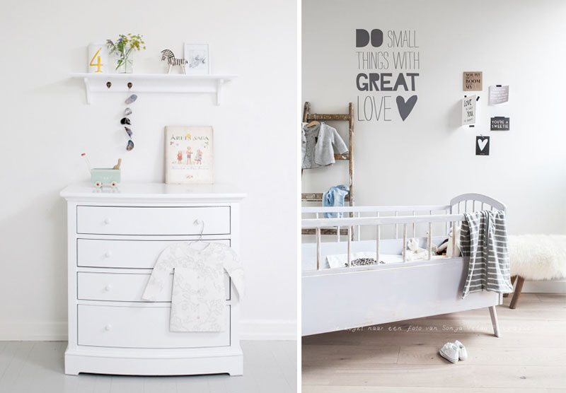 white kids furniture