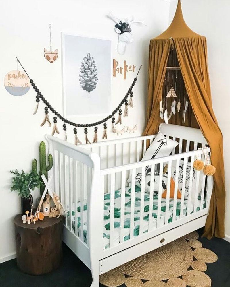 colour trends nurseries 2018