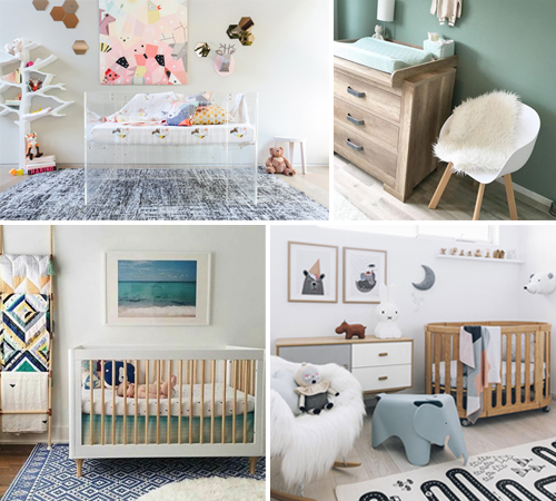 Home Decor Trends 2017 Nautical Kids Room: Nursery Trends For 2018
