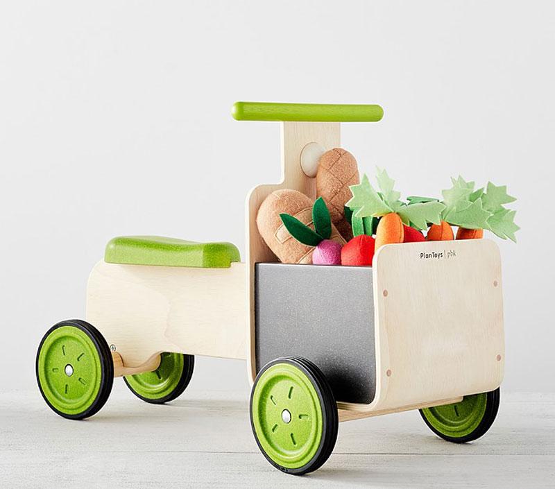 farmer market delivery bike ride-on