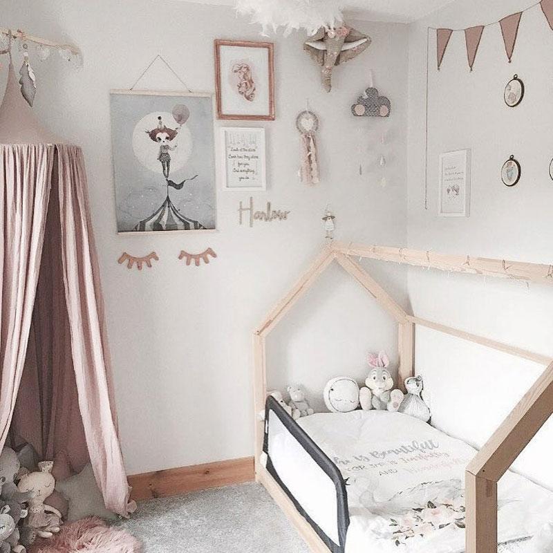 montessori style bed