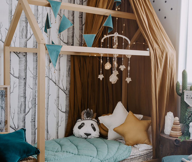 PARKER'S ENCHANTED FOREST INSPIRED ROOM