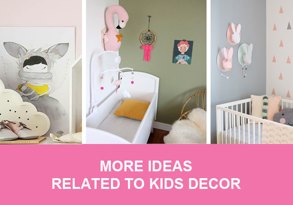 kids decor nobodinos nobodinoz