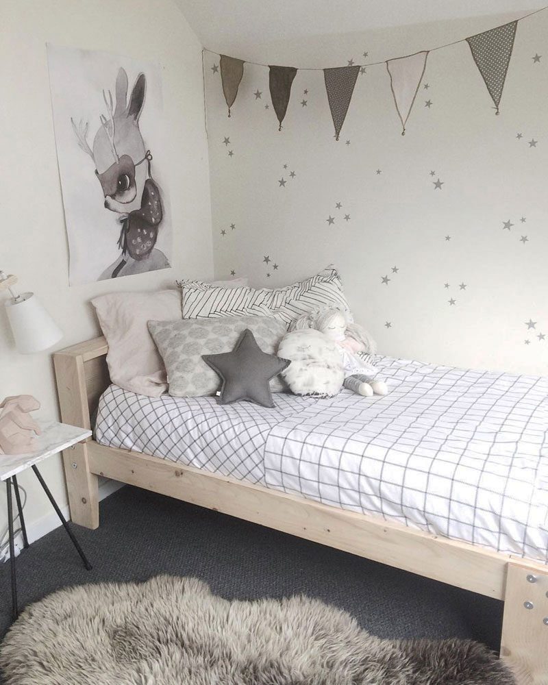 grid kids bedlinen