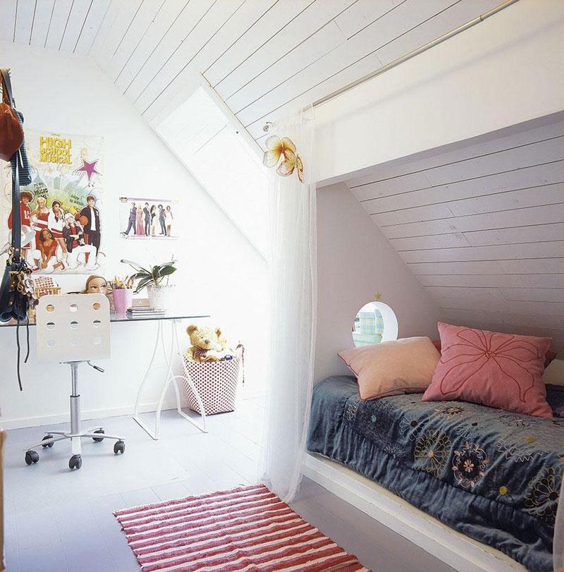 custom built kids bed