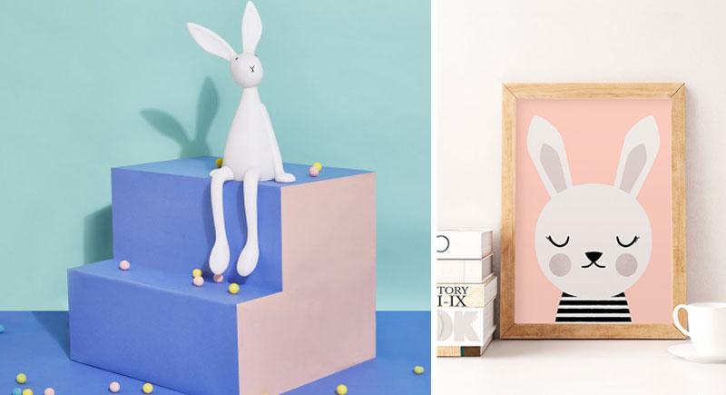 bunnies in childrens rooms