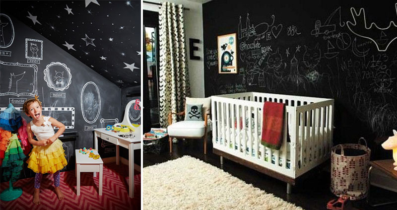 unusual kids spaces