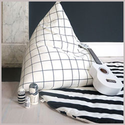 grid cushion