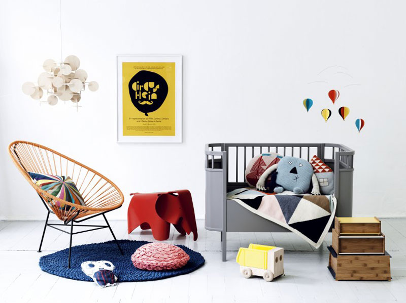 Amazing Eames Design For Little Ones Nursery And Kids Rooms Machost Co Dining Chair Design Ideas Machostcouk