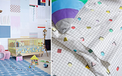 KIDS' ROOMS INSPIRED BY THE 80'S
