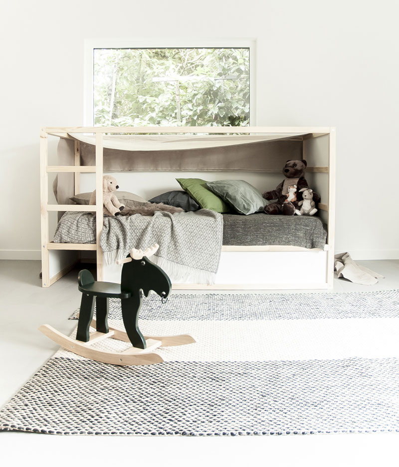 hide-in kids bed