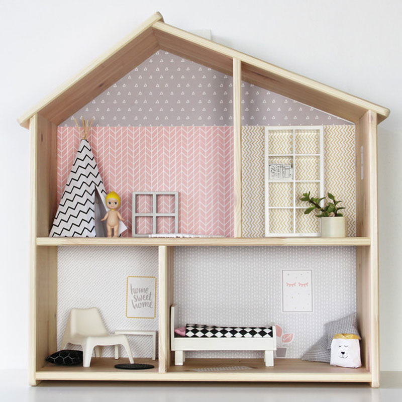Creative and useful ikea hacks for kids 39 rooms kids - Casa delle bambole ikea ...