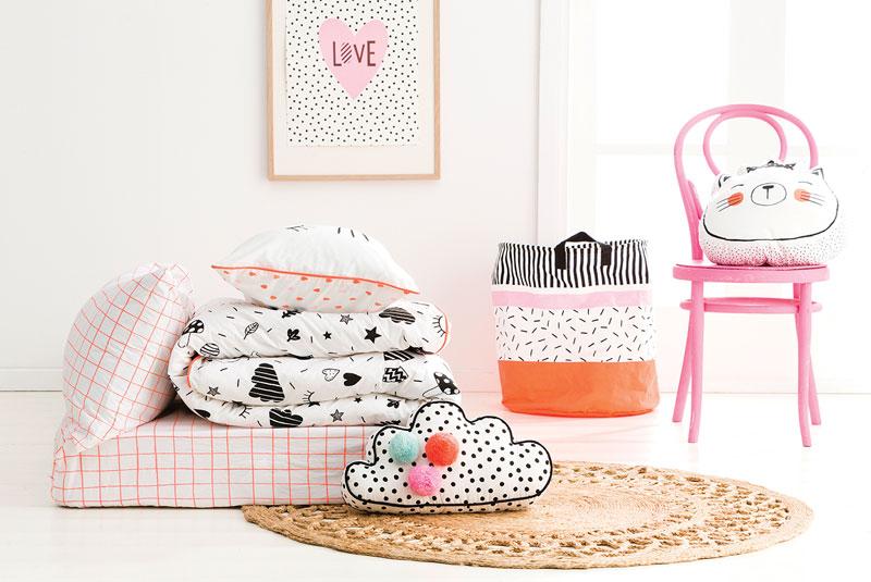 pastel childrens room