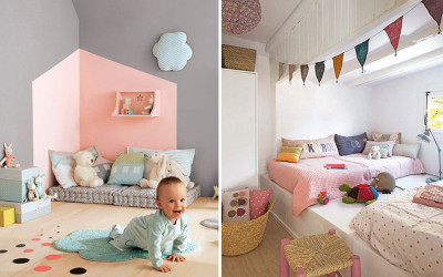 HOW TO DESIGN A MONTESSORI KID'S ROOM