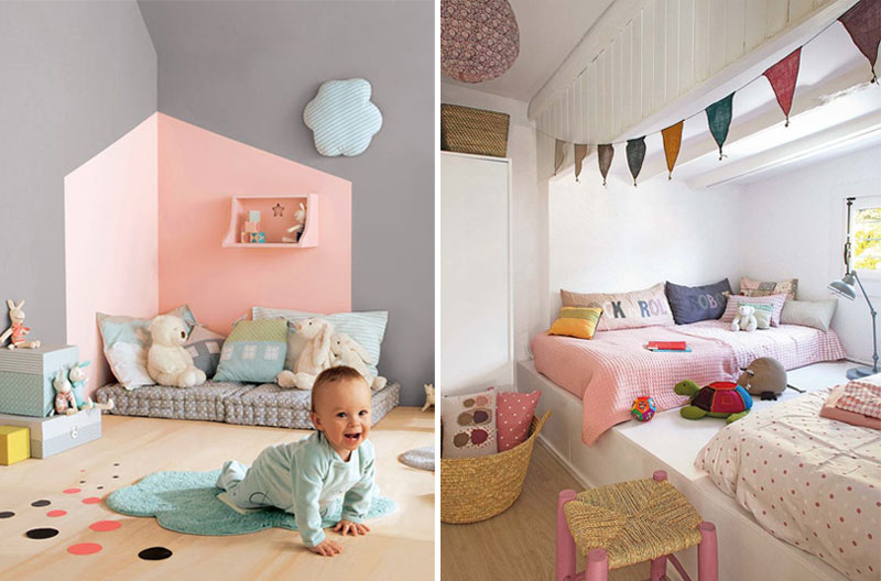 montessori kid's room