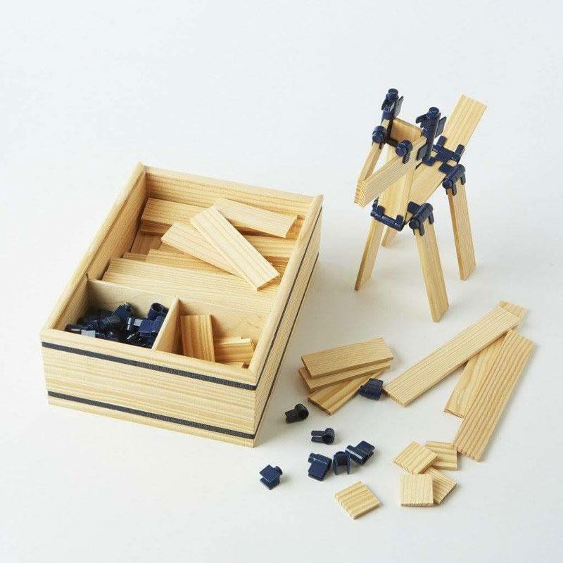 TomTekt construction toys