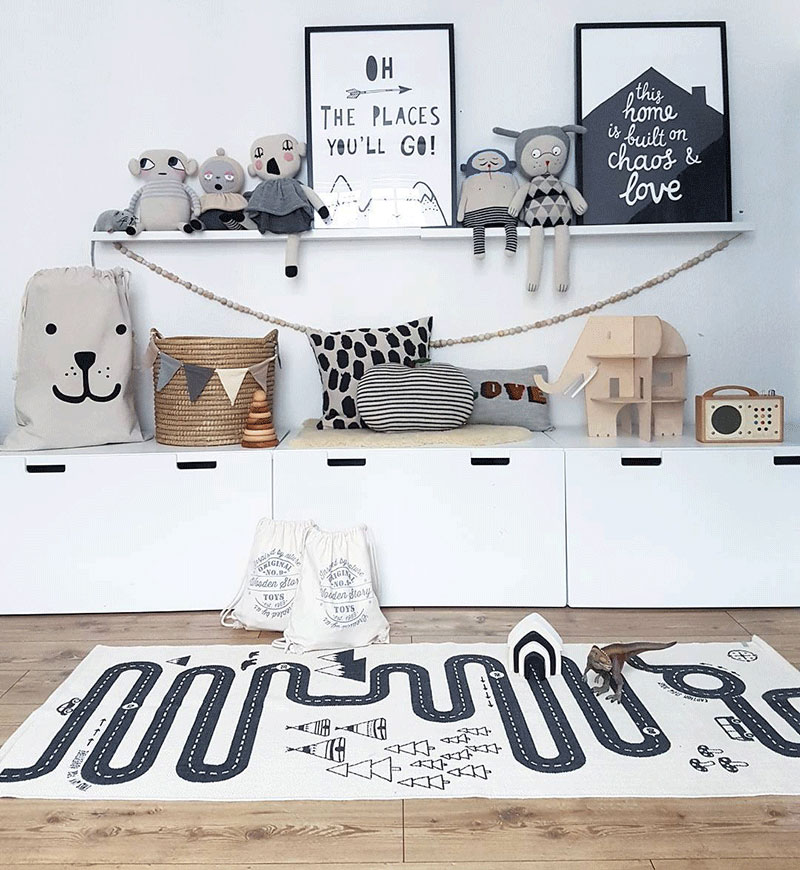 clever storage solutions kids rooms