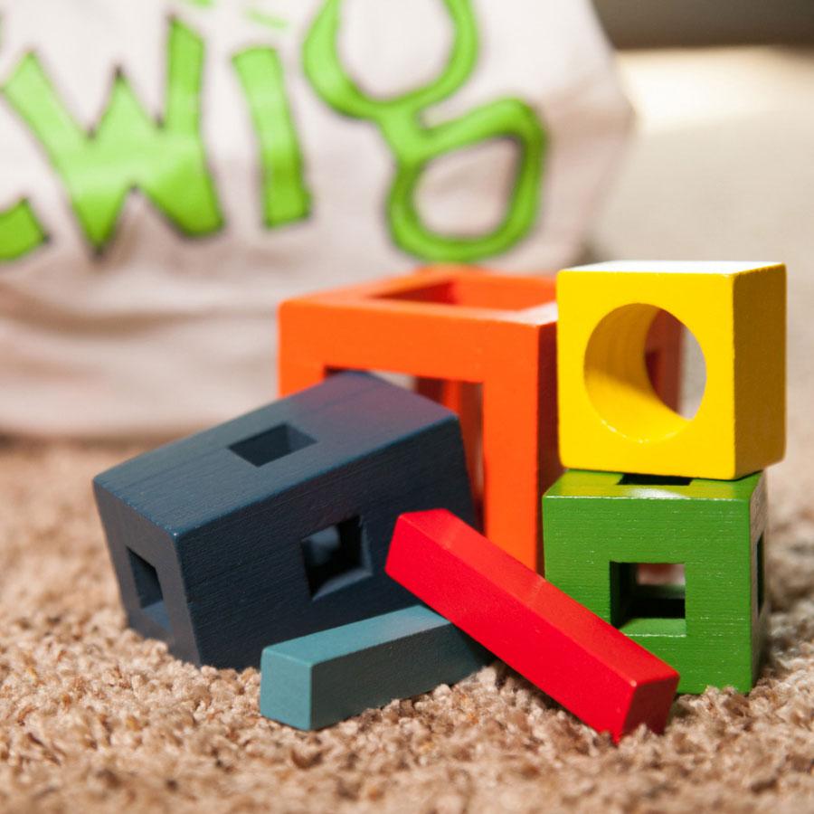 Twig toys