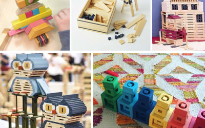 BUILD AND CREATE WITH TOYS