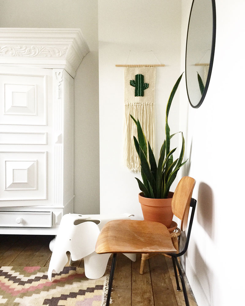 plants in kids rooms