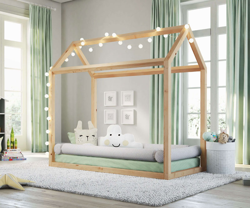 How To Design A Montessori Kid S Room