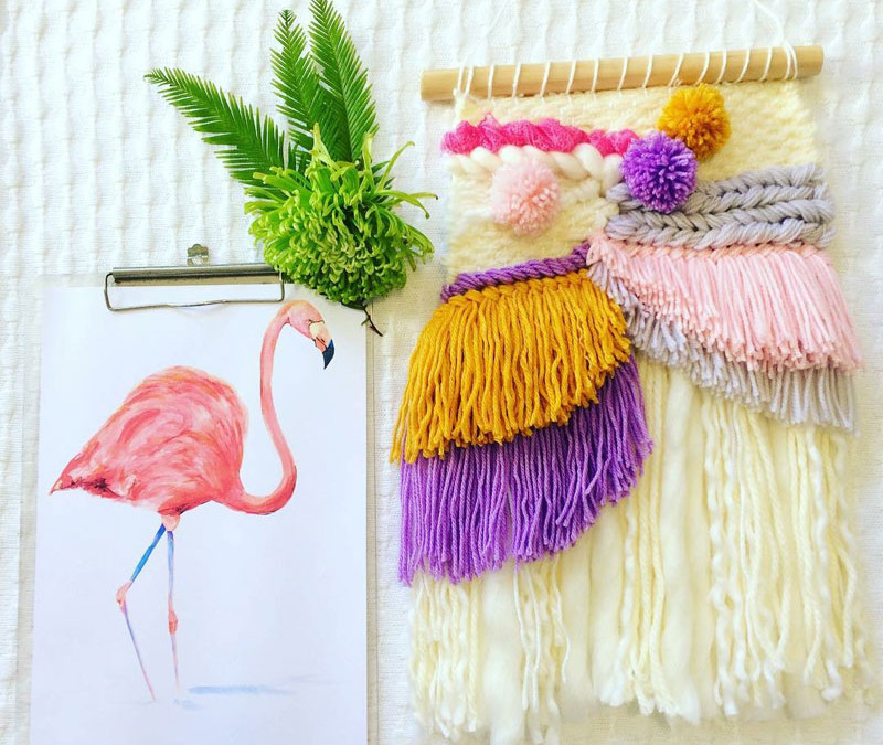 MACRAME IN KIDS INTERIORS