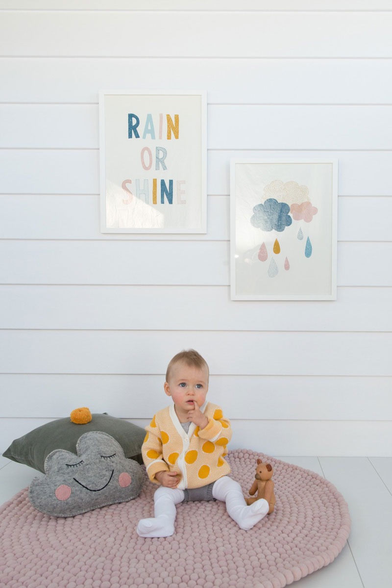 cloud baby decor