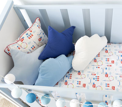 f11556be6 Very Merry Berry Textiles for Kids - cushions, bedding, rugs..