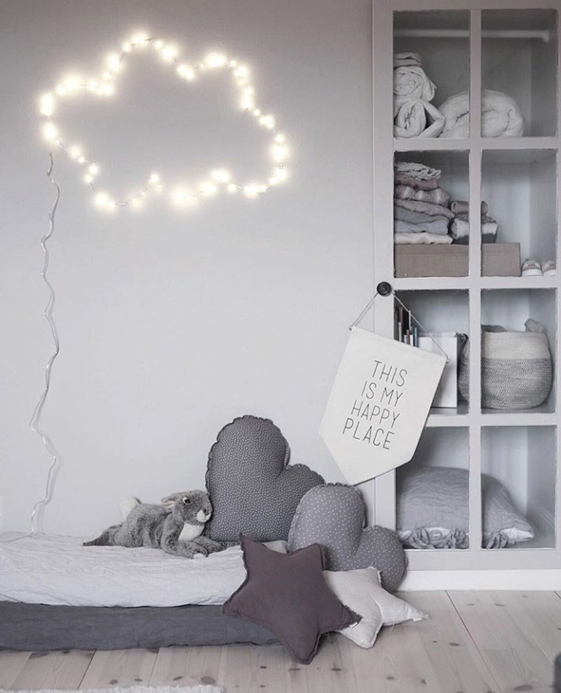 cloud light kids room