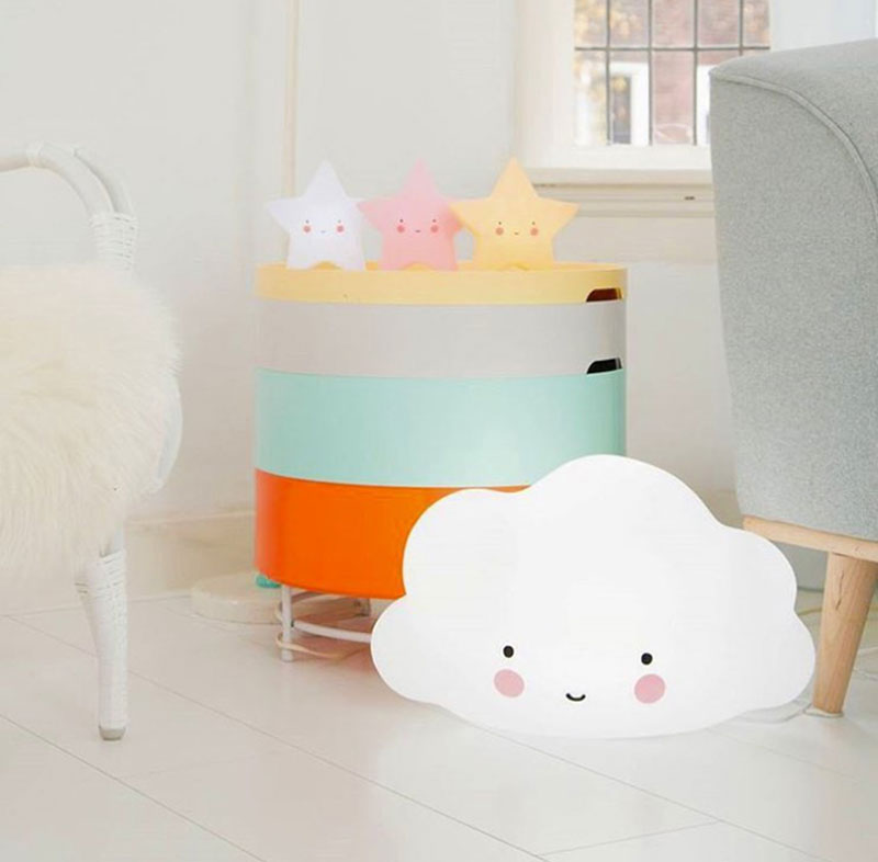 cloud led light lamp
