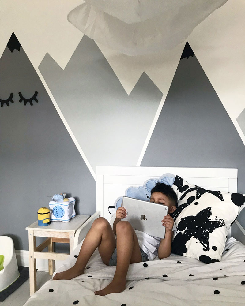 paint ideas for kids rooms
